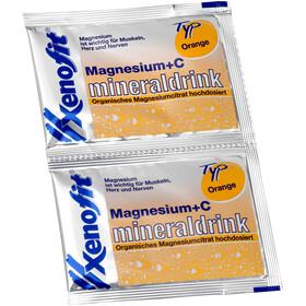 Xenofit Magnesium + Vitamin C Mineraldrink 20x4g Orange